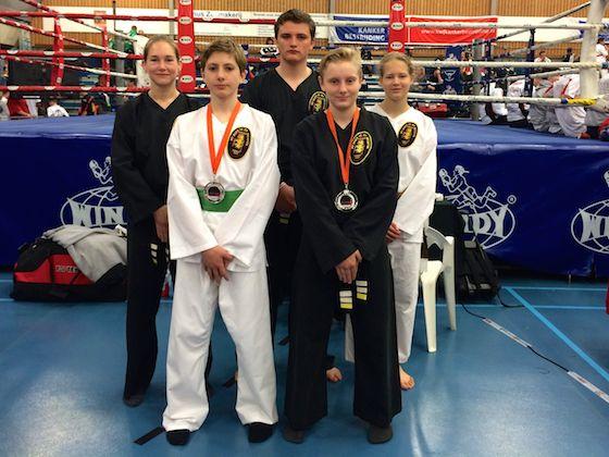 poekoelan kung fu tieners 3