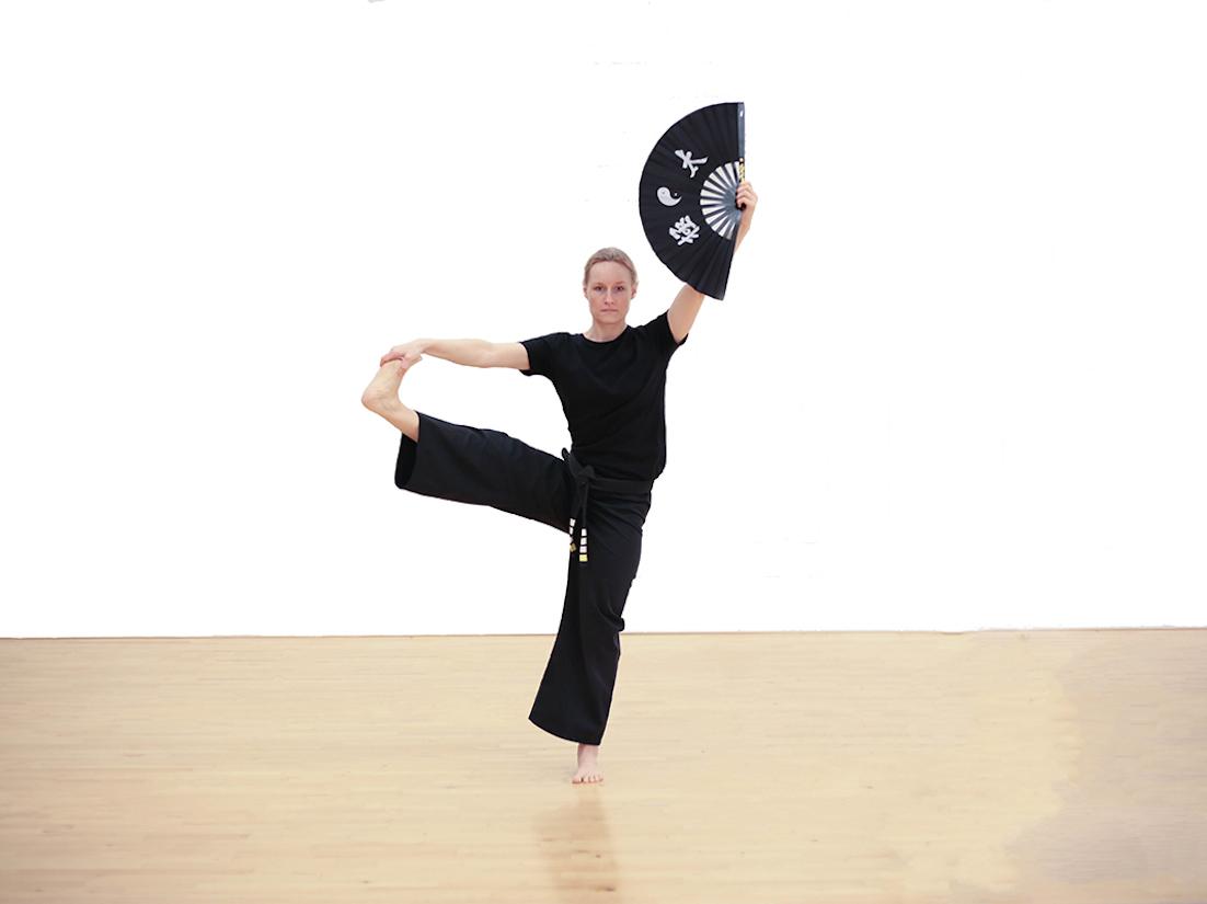 poekoelan kung fu flexibiliteit