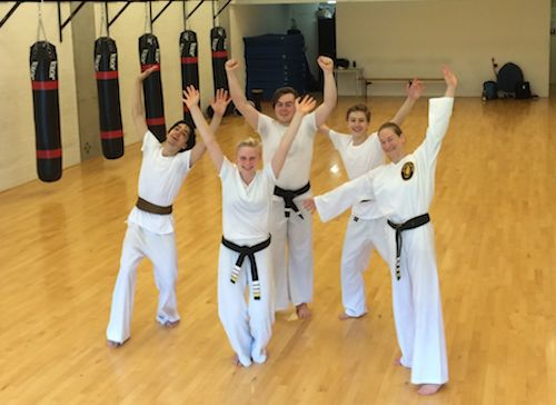 poekoelan kung fu tieners
