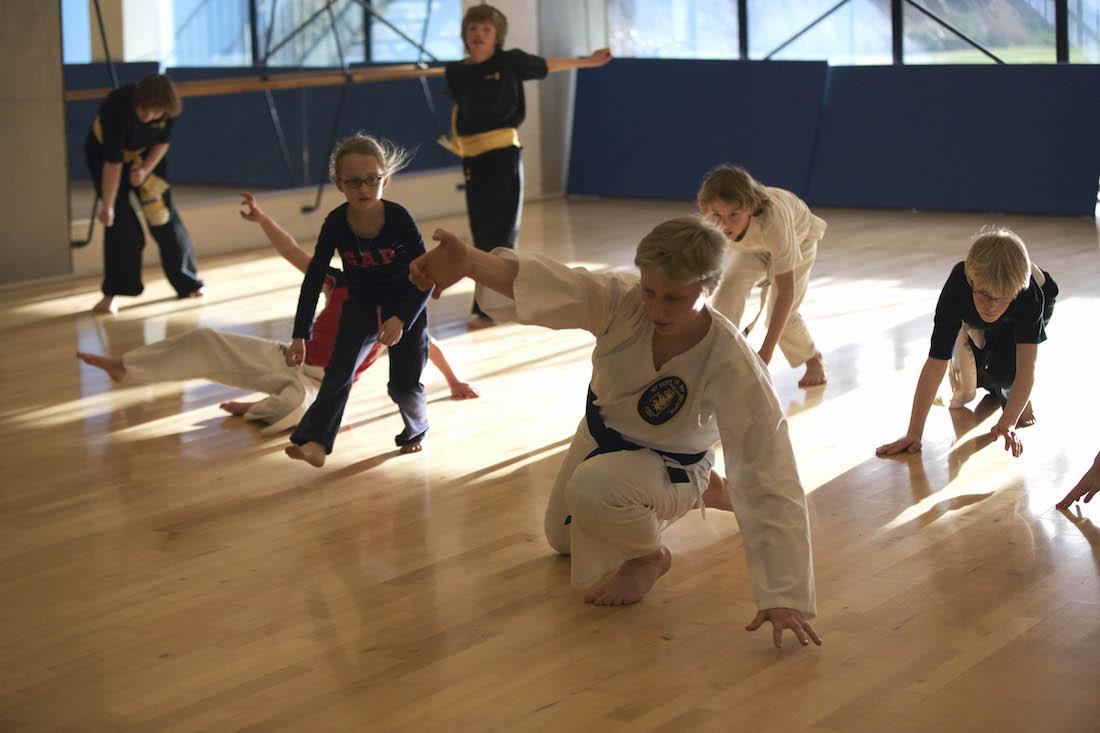 Poekoelan Kung Fu Kids